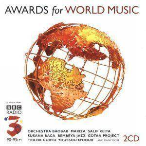 Cover - Bembeya Jazz: Awards For World Music 2003