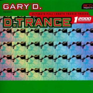 Gary D. Presents D.Trance 1/2000 - Cover