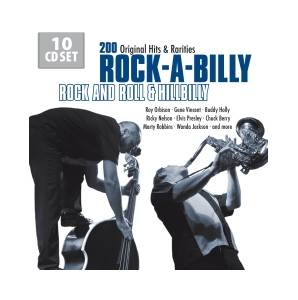 Cover - Ronnie Dawson: Rock-A-Billy - Rock And Roll & Hillbilly Vol. 2