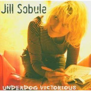 Cover - Jill Sobule: Underdog Victorious