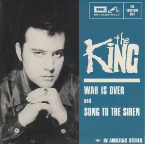 Cover - King, The: War Is Over