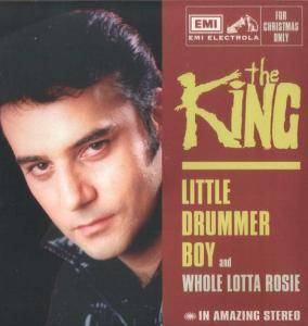 Cover - King, The: Little Drummer Boy