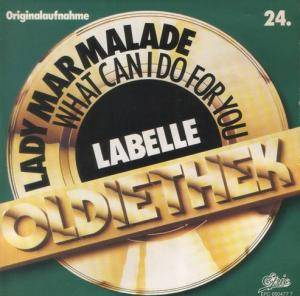 LaBelle: Lady Marmalade - Cover