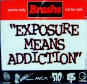 Cover - Dance Hall Crashers: Brashs - Exposure Means Addiction