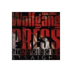 Cover - Wolfgang Press, The: Standing Up Straight