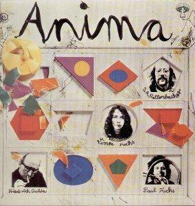 Anima: Anima (Meeting In The Studio) - Cover