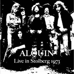 Cover - Alquin: Live In Stolberg 1973