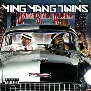 Cover - Ying Yang Twins: U.S.A. United State Of Atlanta