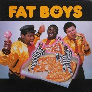 The Fat Boys: Fat Boys - Cover