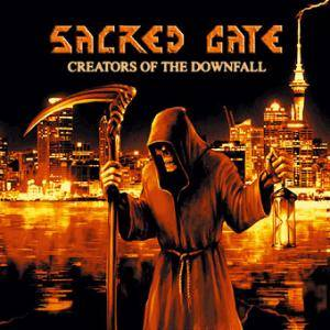 Sacred Gate: Creators Of The Downfall - Cover