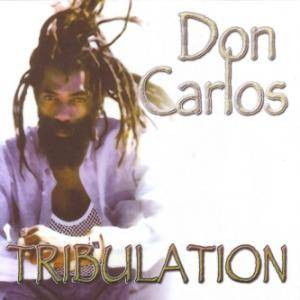 Cover - Don Carlos: Tribulation