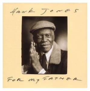 Cover - Hank Jones: For My Father