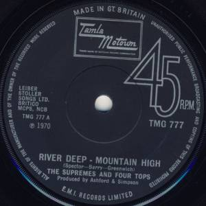 Cover - Supremes & The Four Tops, The: River Deep, Mountain High