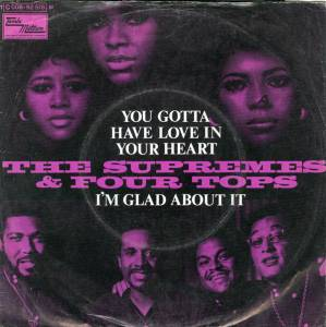 Cover - Supremes & The Four Tops, The: You Gotta Have Love In Your Heart