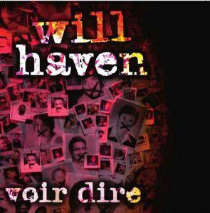 Cover - Will Haven: Voir Dire