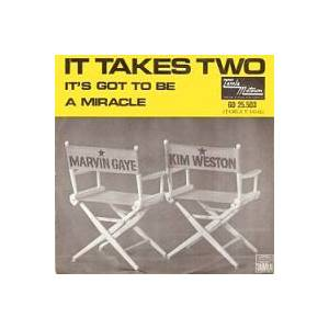 Cover - Marvin Gaye & Kim Weston: It Takes Two
