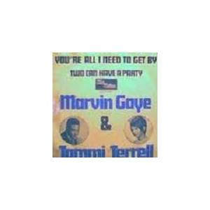 Cover - Marvin Gaye & Tammi Terrell: You're All I Need To Get By
