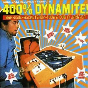 Cover - Cimarons, The: 400% Dynamite!