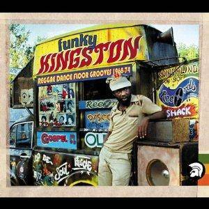 Cover - Lloyd Parks: Funky Kingston - Reggae Dance Floor Grooves 1968-1974
