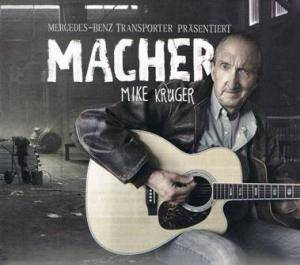 Cover - Mike Krüger: Macher