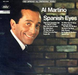 Al Martino: Spanish Eyes - Cover