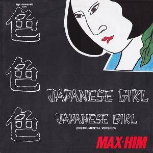 Max Him: Japanese Girl - Cover