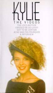 Kylie Minogue: Videos, The - Cover