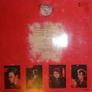 Cutting Crew: Broadcast (LP) - Bild 2
