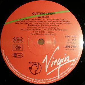 Cutting Crew: Broadcast (LP) - Bild 4