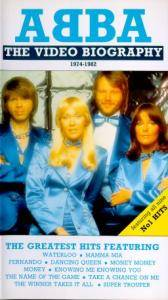 Cover - ABBA: Video Biography 1974-1982, The