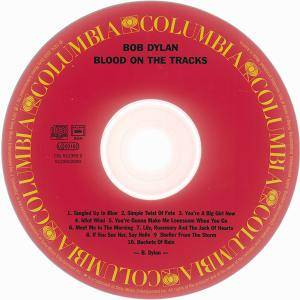 Bob Dylan: Blood On The Tracks (CD) - Bild 3