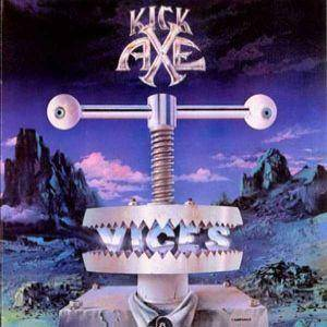 Kick Axe: Vices - Cover