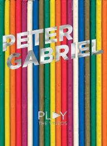 Peter Gabriel: Play The Videos - Cover