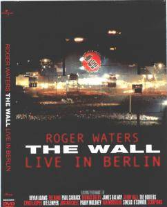 Roger Waters: Wall - Live In Berlin, The - Cover
