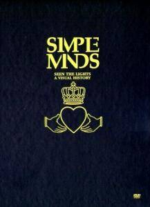 Cover - Simple Minds: Seen The Lights - A Visual History