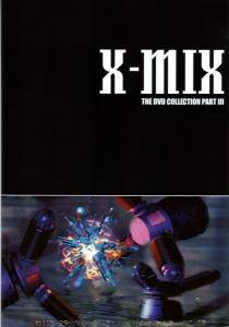 Cover - Dark Comedy: X-MIX The DVD Collection Part 3