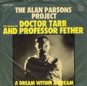 The Alan Parsons Project: (The System Of) Doctor Tarr And Professor Fether - Cover