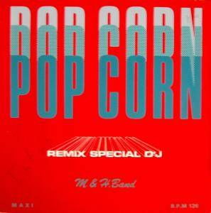 Cover - M & H.Band: Pop Corn