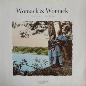 Womack & Womack: Life's Just A Ballgame - Cover