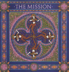 The Mission: V - Cover