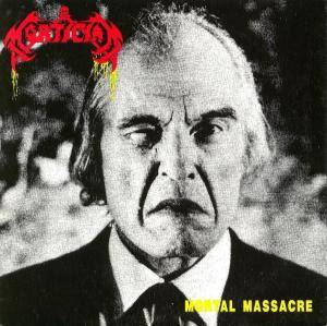 Mortician: Mortal Massacre - Cover