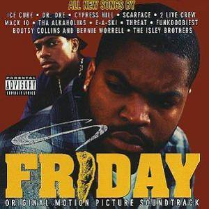 Friday - Original Motion Picture Soundtrack (CD) - Bild 1