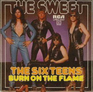 "The Sweet: The Six Teens (7"") - Bild 1"