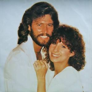 Barbra Streisand & Barry Gibb: Guilty (LP) - Bild 3