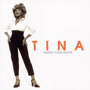 Tina Turner: Twenty Four Seven - Cover
