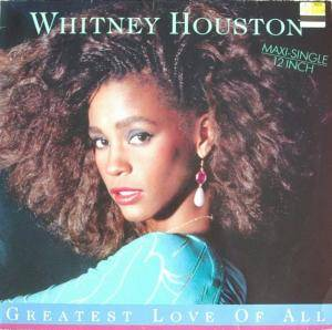 Cover - Whitney Houston: Greatest Love Of All