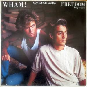 Wham!: Freedom - Cover