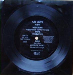 Cover - Emils: Flexi Disc