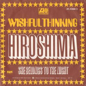 Cover - Wishful Thinking: Hiroshima
