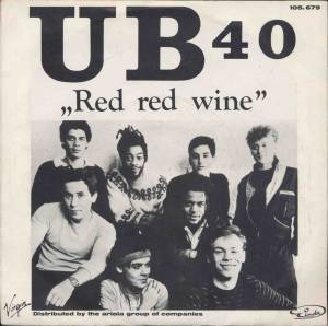UB40: Red Red Wine - Cover